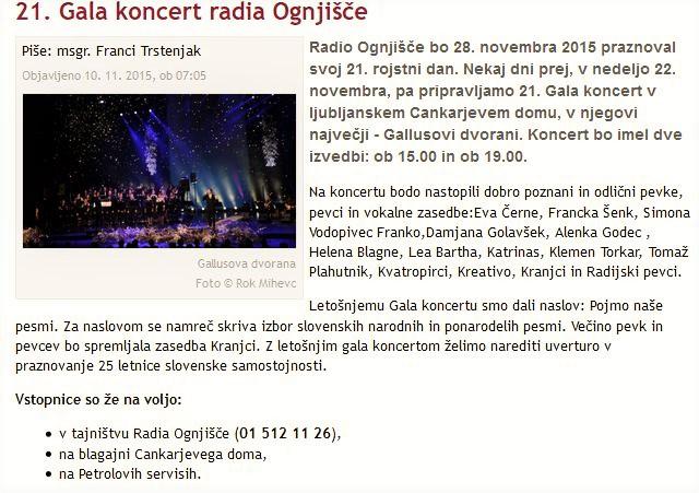 Gala koncert